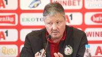 Ръководството на ЦСКА застана зад Любо Пенев