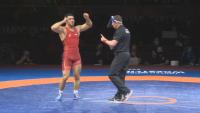 С поглед към Токио: Айк Мнацаканян и надеждите за златен медал в борбата