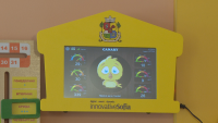 """""""Канарче"""" ще измерва качеството на въздуха в най-голямата детска градина в България"""