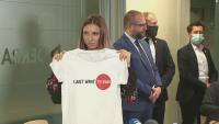 Предупредили Тимановская, че ако се върне в Беларус, ще я вкарат в психиатрия