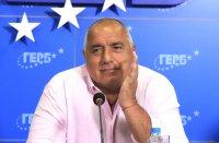 """Борисов: ГЕРБ няма да подкрепи правителство на """"Има такъв народ"""""""