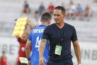 Футболистите на Левски подкрепиха Живко Миланов