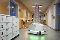 Първият робот за дезинфекция срещу COVID-19 пристига в България