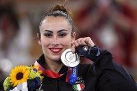Ванеса Ферари най-после спечели олимпийско отличие