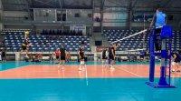Волейболистите на България и Хърватия изиграха 7 гейма в Самоков