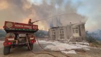 ЕС помага на Турция в битката срещу горските пожари