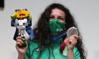 Антоанета Костадинова отново ще стреля за олимпийски медал