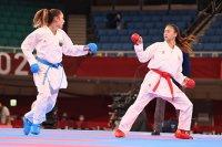 Още един медал! Ивет Горанова прави фурор в олимпийското карате