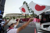 Безпилотни автобуси обслужват спортистите в Токио