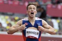 Карстен Вархолм спечели злато с невероятен световен рекорд