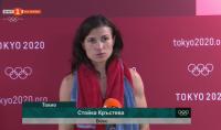 Стойка Кръстева пред БНТ: Най-важен е дългогодишният труд и екипната работа