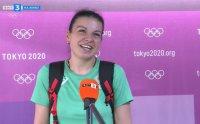 Антоанета Костадинова за БНТ: Щастлива съм, особено с тези 0 точки