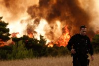 В Турция и Гърция се борят с десетки пожари