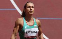 Инна Ефтимова е доволна от представянето си на Игрите
