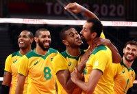 Бразилия и Русия си уредиха нова среща във волейболния турнир
