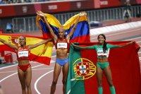 Юлимар Рохас за БНТ: Световният рекорд ми отне много време