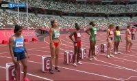 Инна Ефтимова не успя да стигне полуфиналите на 100 метра