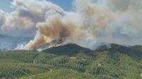 За огнения ад в Анталия разказ от първо лице: Трудно се диша навън