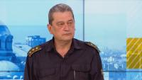 Гл. комисар Николай Николов: В момента има между 200 и 240 пожара на денонощие