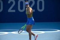 Елина Свитолина осигури първи олимпийски медал на Украйна в тениса