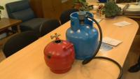 Експерти: Не зареждайте газовите бутилки за дома в газстанции за коли