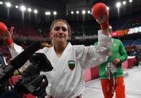 Уникално! Олимпийско злато за Ивет Горанова в каратето