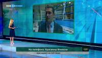 Красимир Инински пред БНТ: Стойка ще спечели златото, тя го заслужава!