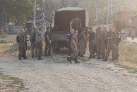 Военни и техника участват в гасенето на пожари в областите Хасково, Благоевград и Пловдив