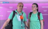 Треньорът на Костадинова: Не е имало толкова силно състезание от 5-6 години