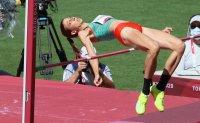 Мирела Демирева се класира за финала във високия скок