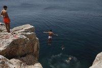 Гореща вълна в Гърция: Температурите надхвърлиха 40 градуса