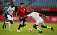 Испания се измъкна срещу Кот д`Ивоар в 1/4 финалите на Олимпиадата
