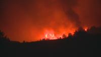 Усложнява се обстановката в Република Северна Македония заради пожарите