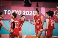 Безупречна Сърбия мина през Италия за 1/2 финал в женския волейболен турнир