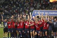 Лил спечели Суперкупата на Франция след нов успех над ПСЖ