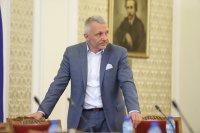 Хаджигенов с реакция по въпроса дали връчването на мандат на ИТН е нелегитимно