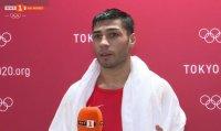 Даниел Асенов: Вкарах много тежки удари, но съдиите решиха друго