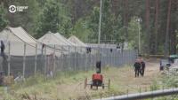Литва връща мигранти от Беларус