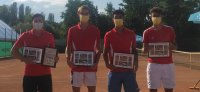 Тенисистите на България до 18 г. триумфираха с титлата на Европейската отборна купа в Киев