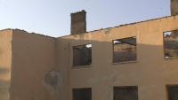 Училището в Долно село продължава да тлее