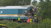 Сблъсък между два влака в Чехия, има загинали