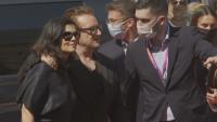 Боно с изненада за зрителите на кинофестивала в Сараево