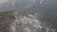 Огънят в Рила е овладян