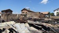 В Кръстава решават как да помогнат на засегнатите от пожара