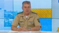 Адмирал Ефтимов: Отричам категорично да е свален самолетът на ВВС в Черно море