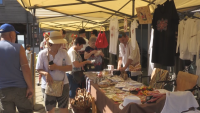 Български и чужди туристи посетиха остров Света Анастасия на празника