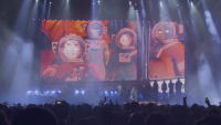 """""""Горилаз"""" изнесоха безплатен концерт в знак на благодарност към медицински работници"""