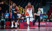Франция се бори, но златото отново е за САЩ в баскетбола