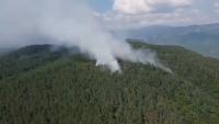 Вече няма опасност за населените места в Родопите