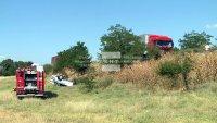 Двама души загинаха на място при катастрофа на пътя Русе - Бяла